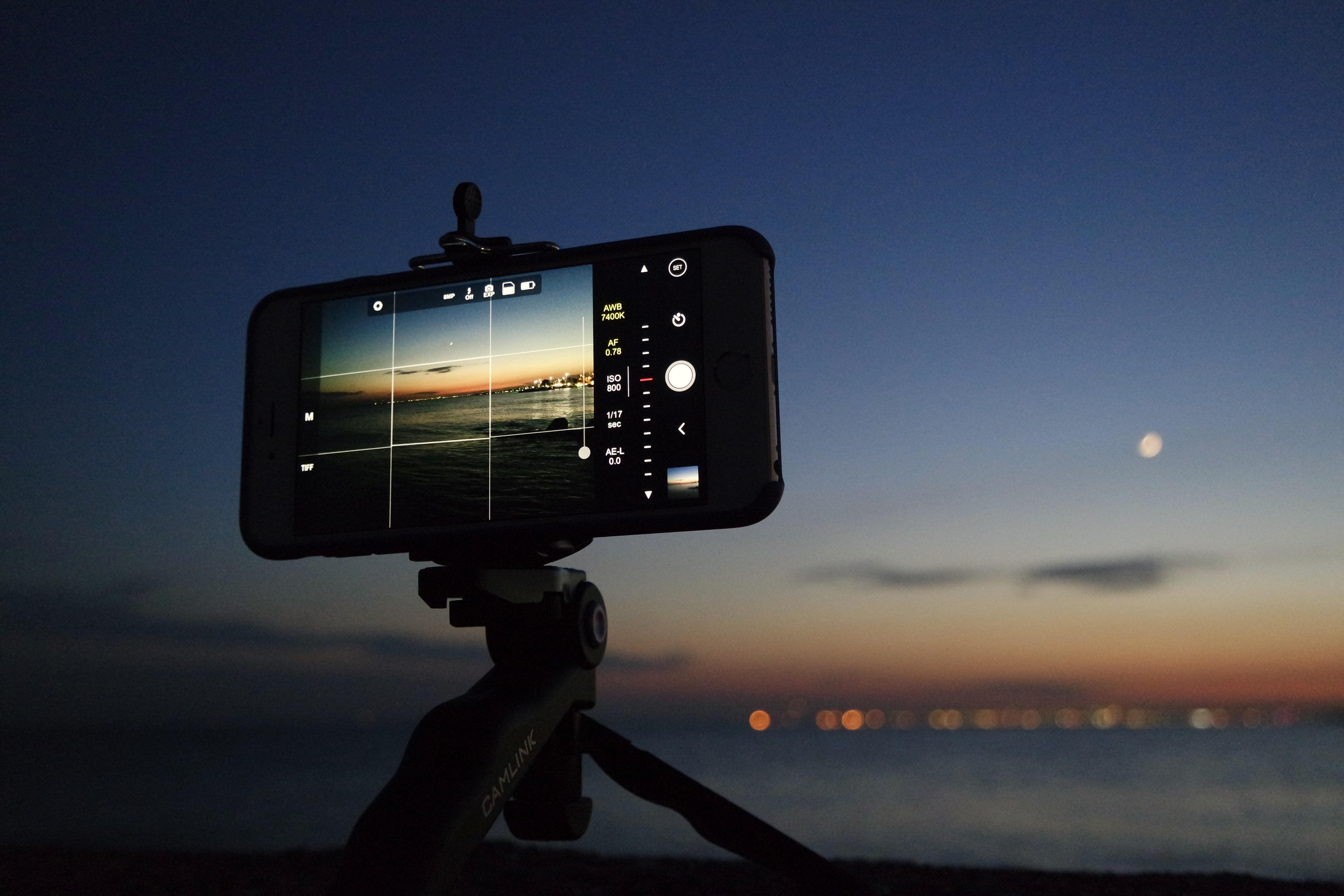 ¿En qué debes fijarte para elegir la cámara de tu smartphone?