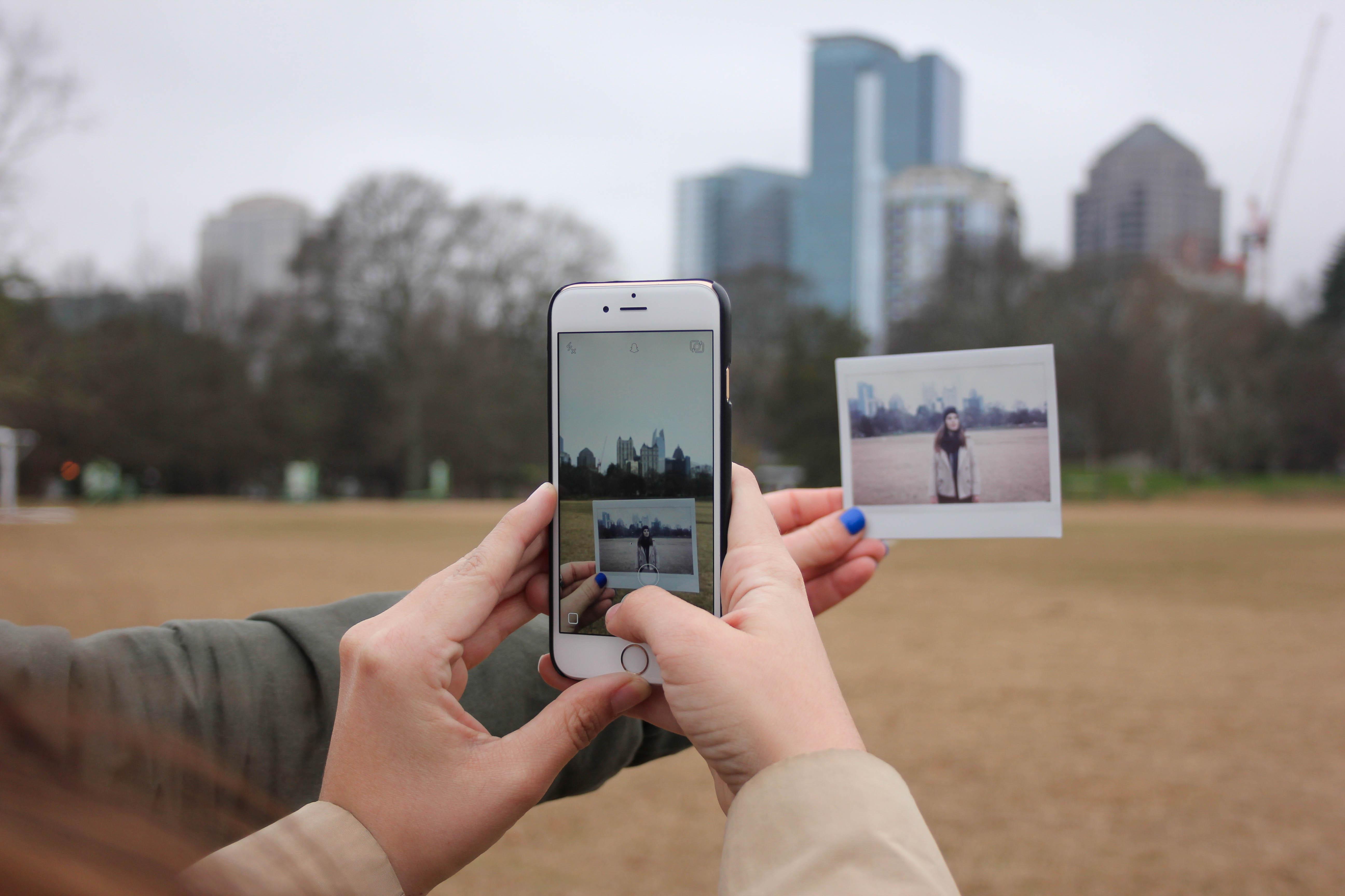 Guía para mejorar tus fotos con smartphone (II)