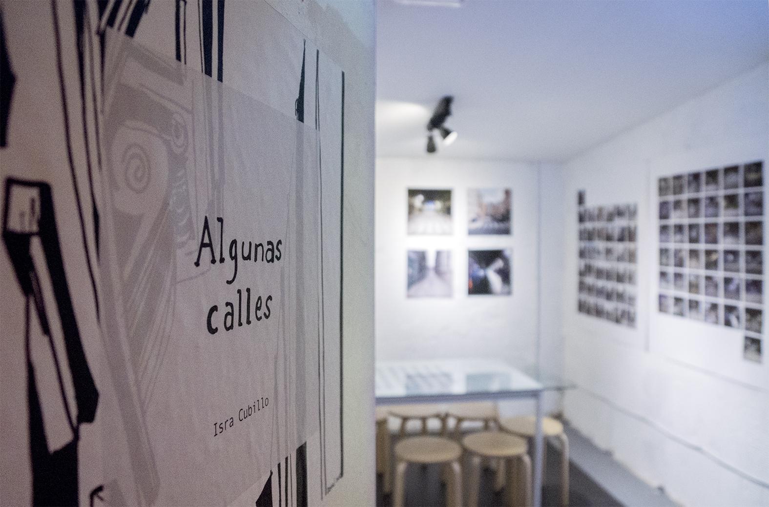 'Algunas calles': una exposición fotográfica para descubrir una Coruña diferente