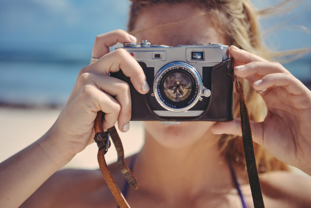 Seis consejos para sacar las mejores fotos de playa
